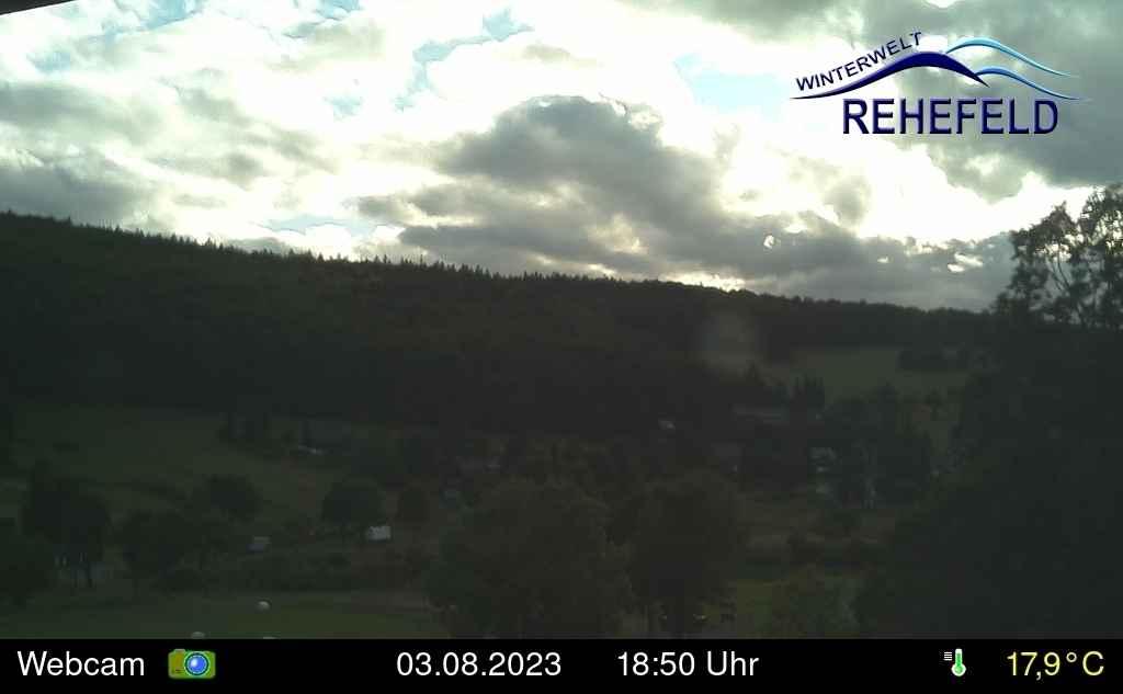 Webcam Skigebiet Rehefeld-Zaunhaus Fleischerhang Friedhofshang Ost-Erzgebirge
